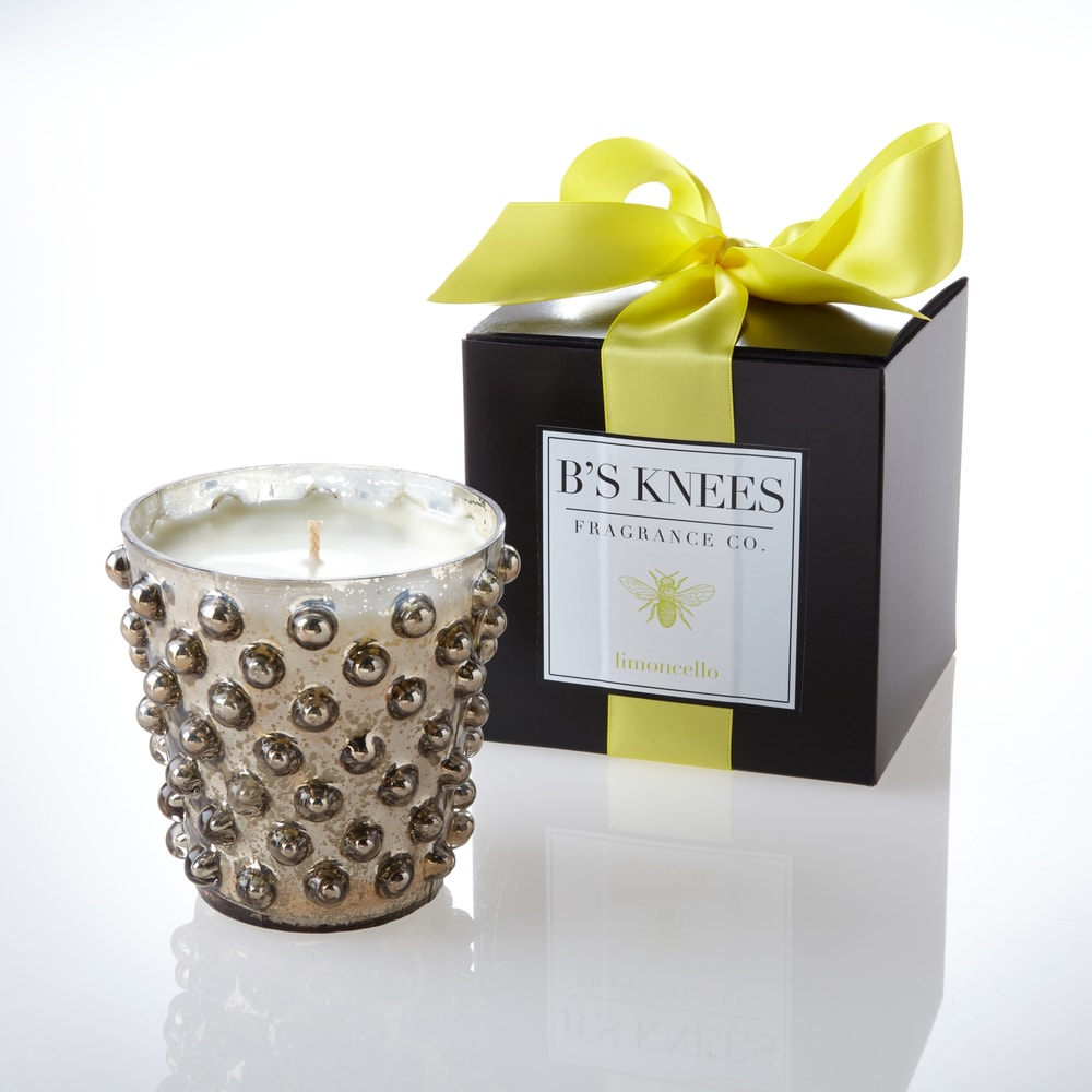 Limoncello Candle – B\'s Knees Fragrance Co